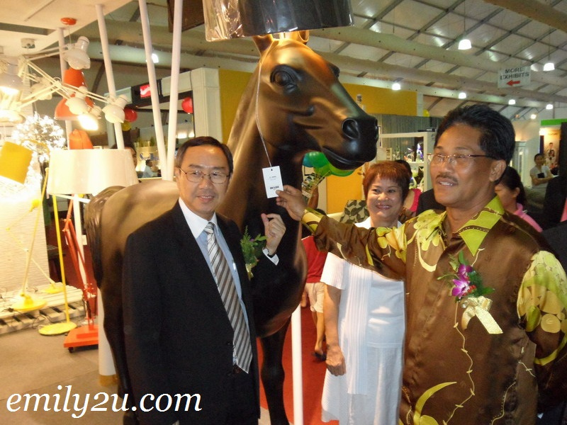 Launch of Perak HOMEX 2011