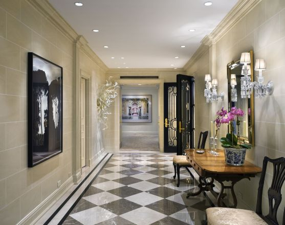 gallery for gt apartment foyer ideas