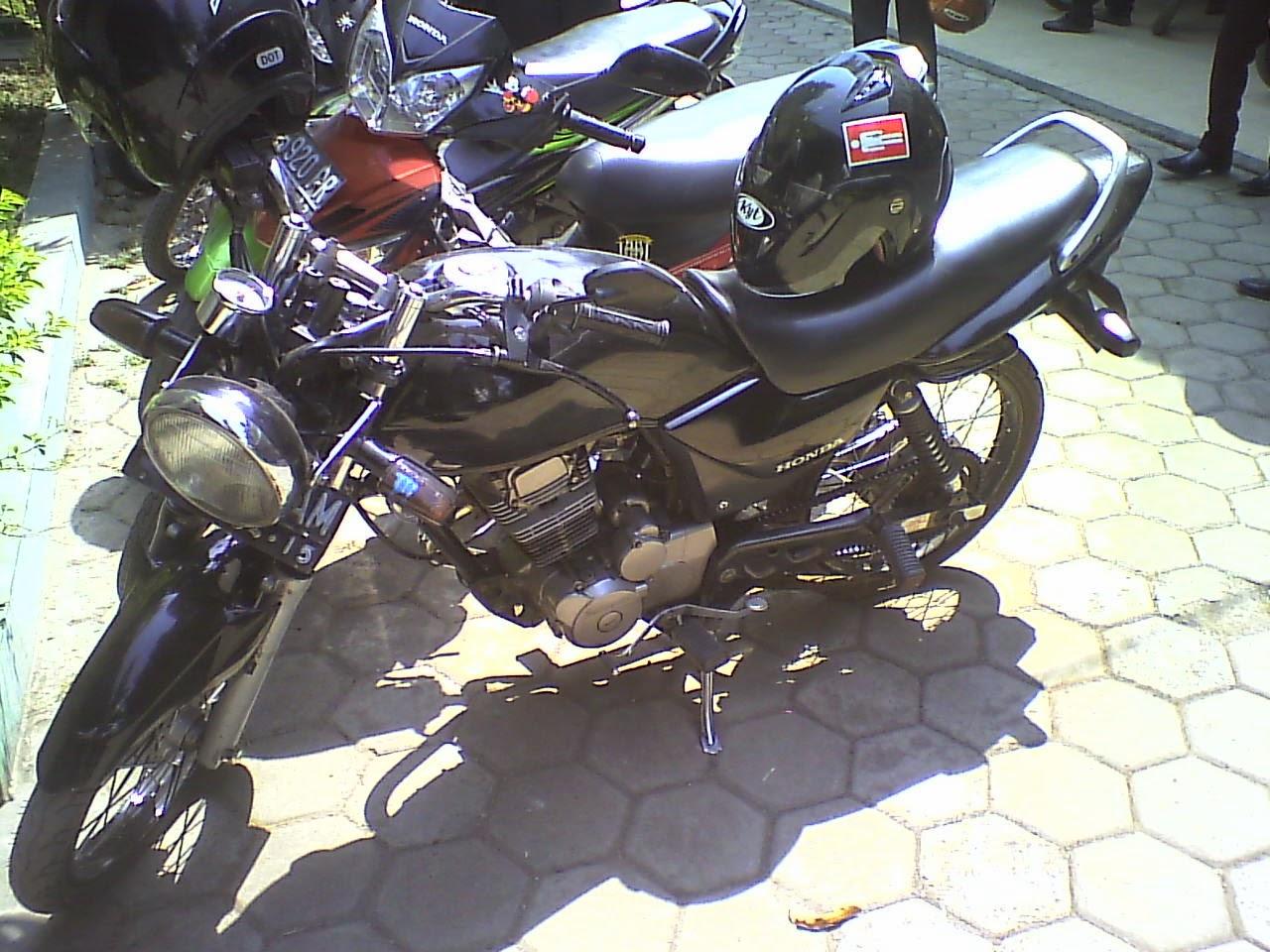 Download Kumpulan 76 Modifikasi Motor Honda Megapro 2008 Terlengkap