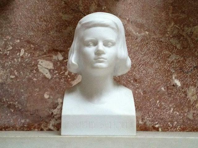 German Heroine Sophie Scholls
