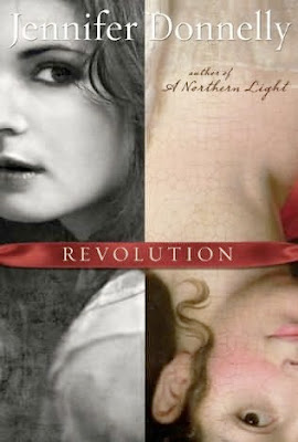 Book cover of Revolution by Jennifer Donnelly