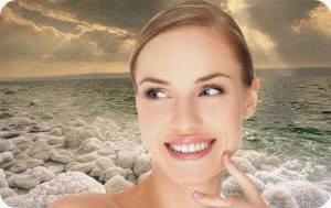 морская соль для кожи