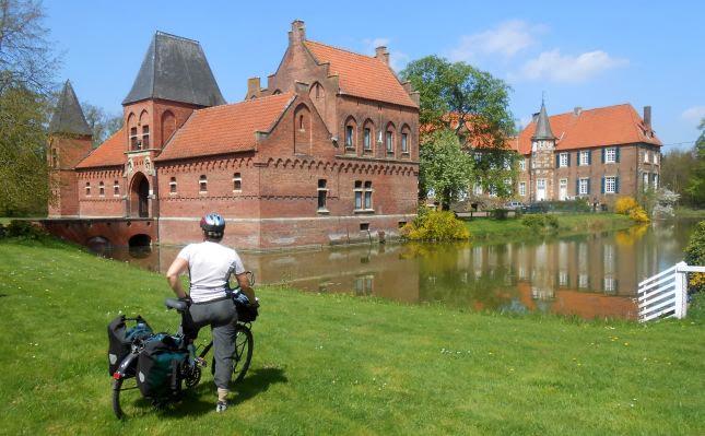 Haus Egelborg, Legden, Münsterland