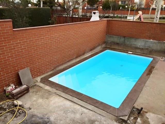 Alba piscinas com proceso de construcci n de una piscina for Lamina armada para piscinas precios