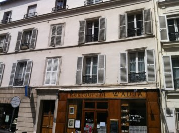 Lavery 1 10 rue chaumiere