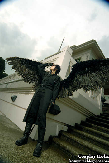 d.n.angel cosplay - dark mousy