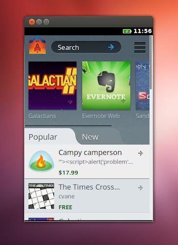 Marketplace di Firefox OS