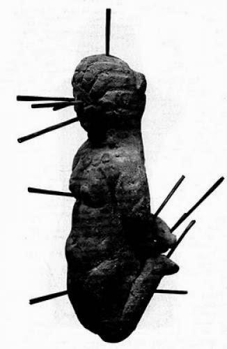 Ancient Greek Binding Spells