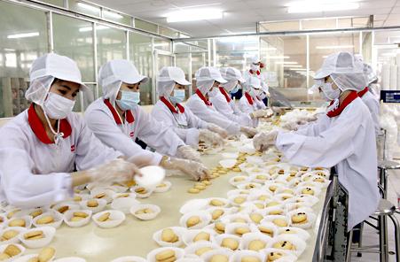Đơn hàng chế biến thực phẩm cần 30 nữ thực tập sinh làm việc tại Chiba Nhật Bản tháng 03/2017