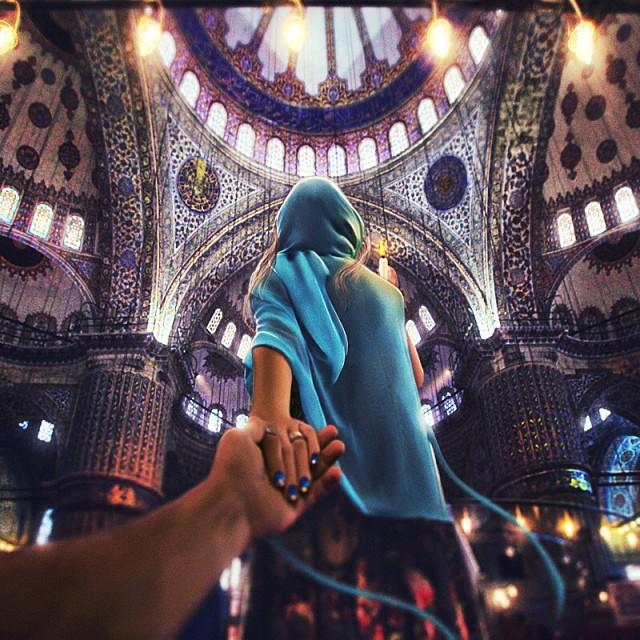 #執妳之手帶妳環遊全世界:以《Follow me》為主題拍出創意旅行照 11