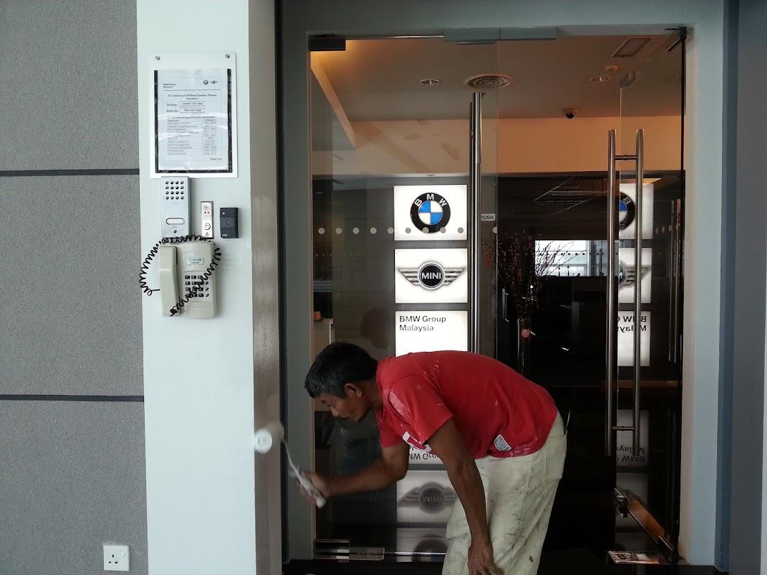 Cyberjaya BMW office