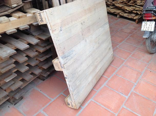 cung cấp pallet gỗ cũ tháo thanh để bán gỗ pallet