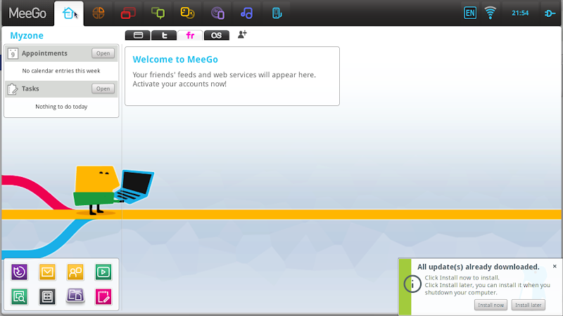 Meego : My Zone