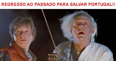 Regresso ao Passado para SALVAR Portugal!!