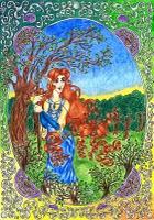 Goddess Urd Image