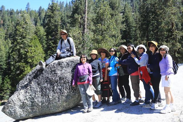KM San Jose thăm Sequoia/Kings Canyon h10