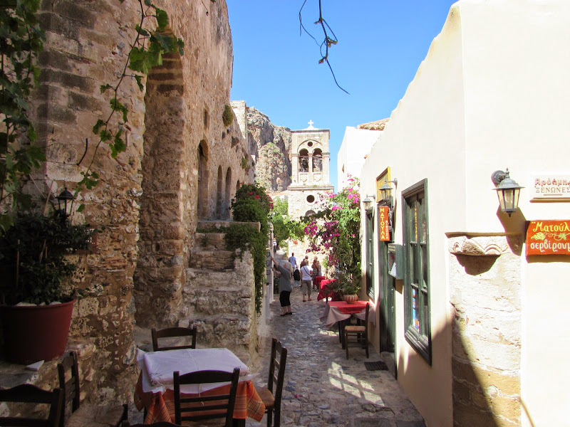 Medieval Town of Monemvasia