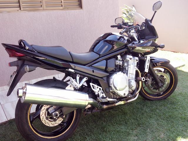 Apresentando agora com moto, Bandit 1250 S - UP IMG_20131005_140411