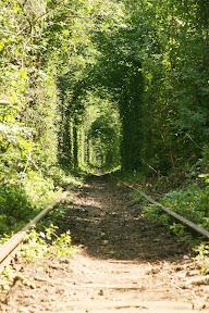 Tunel ljubavi u Ukrajini