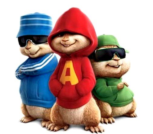 Alvin and the Chipmunk 1