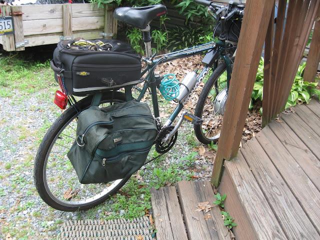 Trailer, transportation, Travel, folding-bikes, Bicycle touring