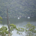 Berowra Waters From Above (5692)