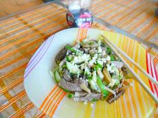 """Китайская кухня: салат """"Шаньдун"""""""