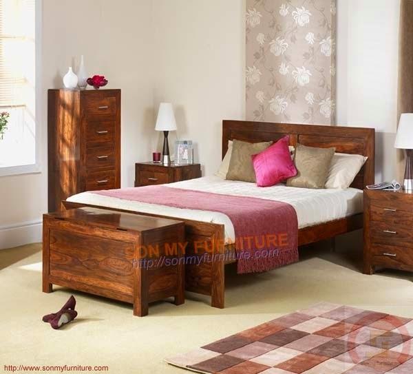 Giường ngủ khách sạn SMKSG15