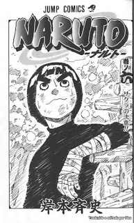 Naruto Mangá 46 – (Leitura Online)