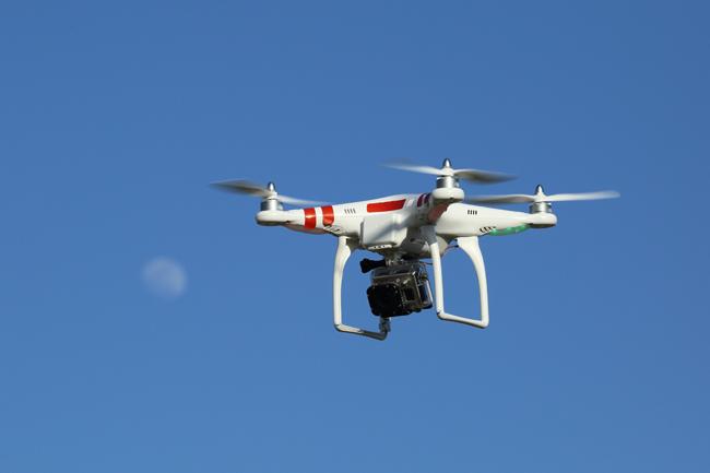 El uso del dron en la meteorología: aspectos legales en España