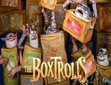 مشاهدة فيلم The Boxtrolls مترجم اون لاين