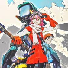 Poster Phim FLCL