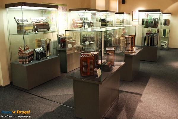 kościerzyna muzeum akordeonu