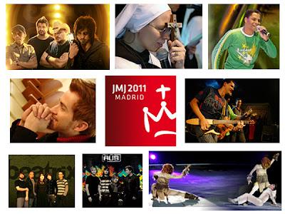 Brasileiros se apresentam no Festival da Juventude em Madri