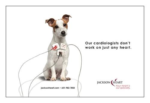 Реклама клиники кардиологии
