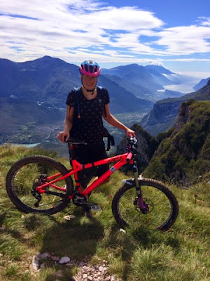 Touren Guide Gardasee Mountainbike