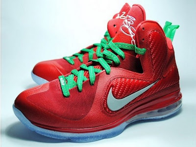 birthday lebron9 christmas 01 Birthday