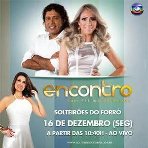Solteirões se apresenta na Globo na próxima segunda (16)