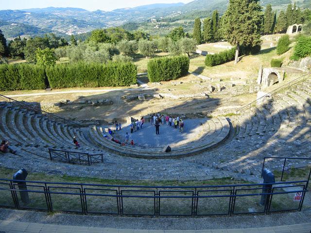Teatro Romano, Fiesole