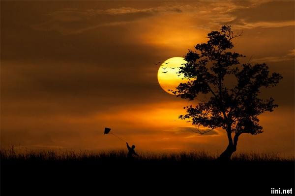 1001 bài thơ 7 chữ viết về Đêm Trăng cô đơn, hoài niệm buồn