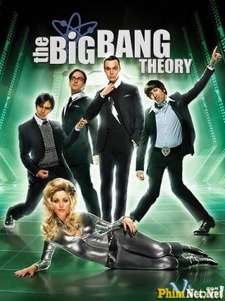 Phim Vụ Nổ Lớn Phần 4 - The Big Bang Theory Season 4