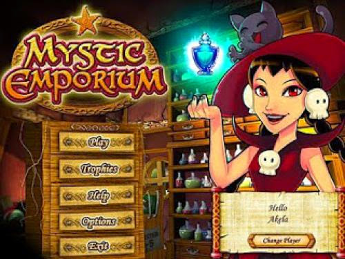 Mystic Emporium Pc Time Management Game