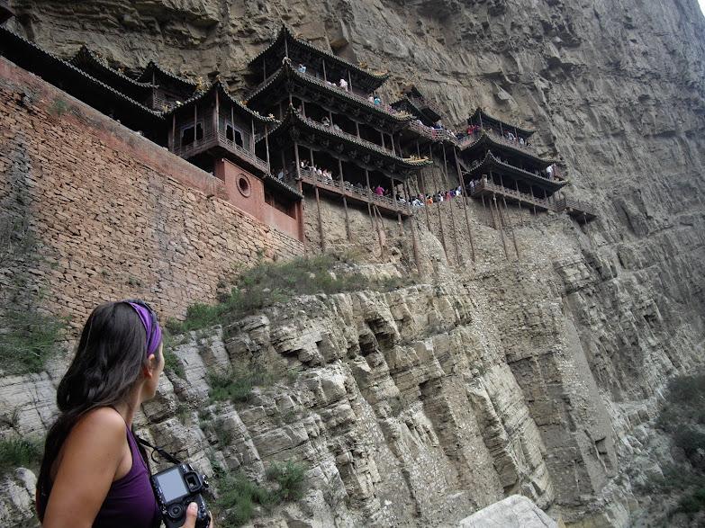 Visitar o MOSTEIRO SUSPENSO DE DATONG, uma maravilha do mundo | China