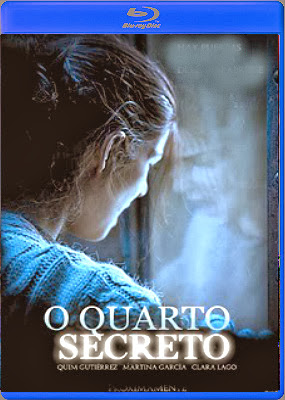 Filme Poster O Quarto Secreto BDRip XviD Dual Audio & RMVB Dublado