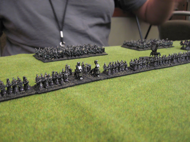 Dark Elf Missile Line