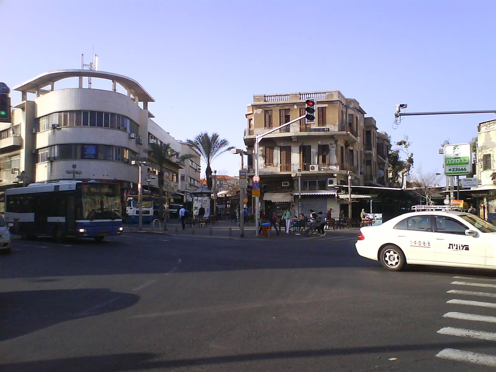 Leben In Tel Aviv