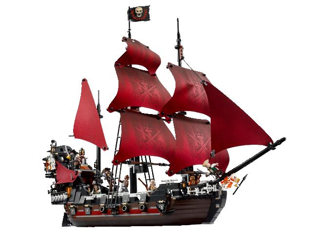 4195 レゴ アン王女の復讐号(パイレーツ・オブ・カリビアン)