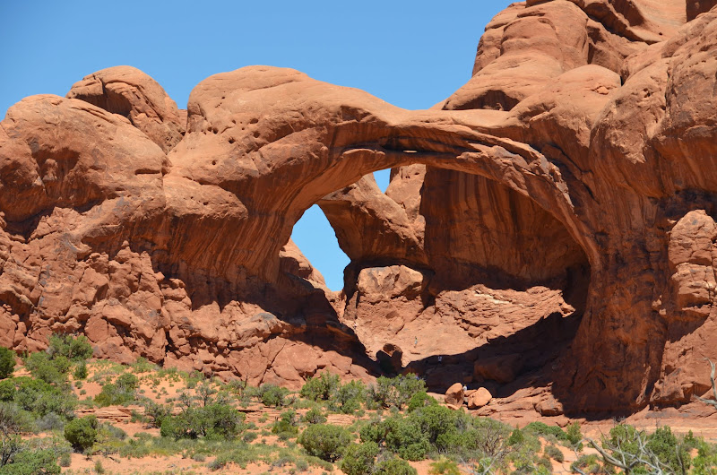 double arch arches