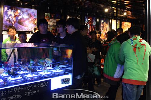 Gstar 2011: Toàn cảnh gian hàng Blizzard Entertainment 8