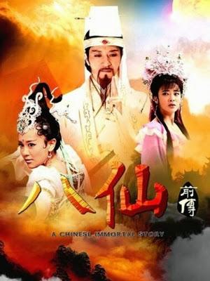 Tân Bát Tiên - A Legend Of Chinese Immortal